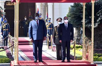 """رئيس الكونغو: """"سأنتهز الفرصة لزيارة العاصمة الإدارية الجديدة لإنشاء نسخة منها في بلادي"""""""