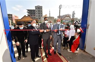 مدير أمن الدقهلية يفتتح وحدة مرور السنبلاوين الجديدة ومركز شرطة أجا بعد التطوير   صور