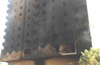 «النيابة الإدارية»: فتح التحقيق حول مخالفات لـ11 برجا بجوار عقار الدائري المحترق | فيديو