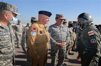 اختتام فعاليات التدريب الجوي المصري الفرنسي المشترك | صور