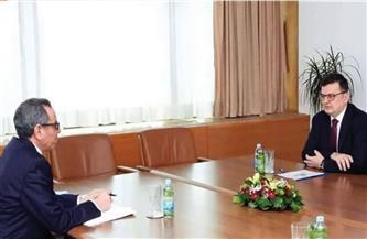 رئيس وزراء البوسنة يُشيد بتنظيم مصر مونديال اليد رغم تحديات «كورونا»