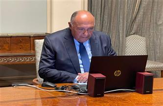 وزير الخارجية يبحث تعزيز علاقات التعاون مع نظيره البرتغالي   صور