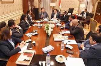 لجنة حقوق الإنسان بالنواب تلتقى رئيس الهيئة الوطنية للإعلام