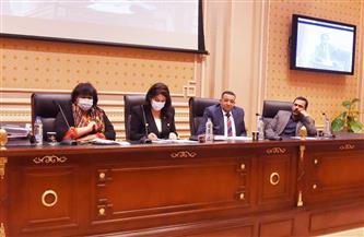 وزيرة الثقافة: ميزانية الوزارة 3.541 مليار جنيه...و19% منها للنشاط الثقافي