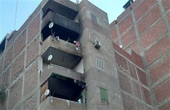 3 أطفال تحولوا في لحظات إلى تماثيل متفحمة.. التفاصيل الكاملة لحريق شقة «أبو رحيم» بالمرج | صور
