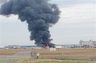 تحطم طائرة عسكرية أمريكية بجنوب شرق البلاد ومقتل شخصين