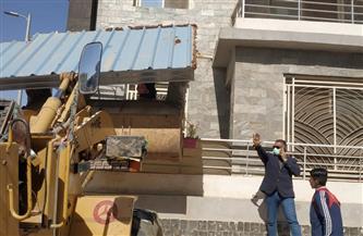 رئيس جهاز «الشروق» يقود حملة لإزالة التعديات ورفع الإشغالات بـ«دار مصر»