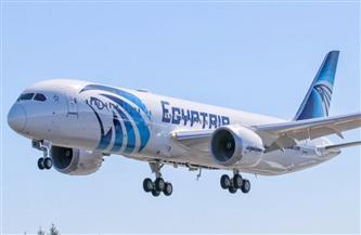 مصر للطيران تسير اليوم 43 رحلة داخلية وخارجية لنقل 3400 راكب
