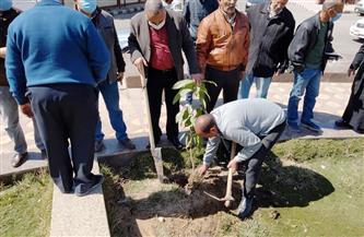 """محافظ أسيوط: استمرار حملات النظافة والتشجير ضمن فعاليات مبادرة """"اتحضر للأخضر"""""""