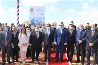 ماجد نجم: جامعة حلوان الأهلية تضم برامج حديثة للطب والهندسة