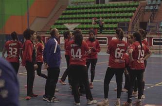 «سيدات يد الأهلي» يواجه هليوبوليس اليوم في الدوري