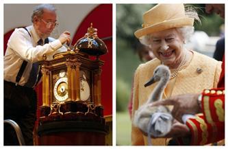 7  طقوس غريبة داخل القصر الملكي البريطاني/ صور