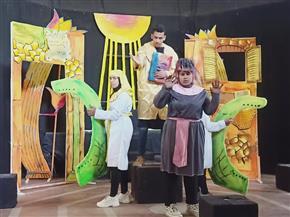 استمرار عرض «الفراعنة دوت كوم» و«فارس وأمير الحواديت» بقصور الثقافة | صور