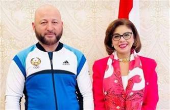 الأوزبكستاني جمالوف يصل القاهرة مساء اليوم لإعداد منتخب الجودو للأوليمبياد