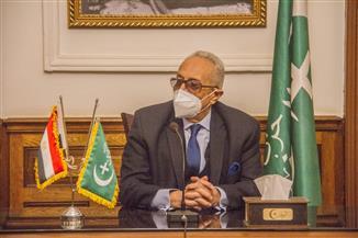 انطلاق اجتماع «أبو شقة» الموسع مع شيوخ وقيادات الوفد