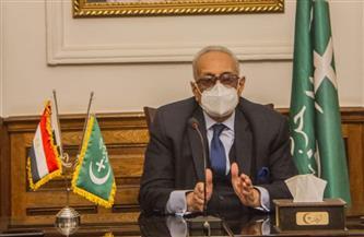 """أبو شقة يوجه رسالة لـ""""على عبدالعال"""" بعد غيابه عن جلسات البرلمان"""