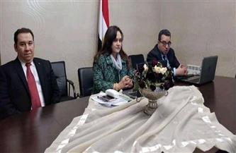 السفيرة منال الشناوى تلتقي الجالية المصرية في كل من كازاخستان وقيرقيزستان