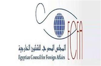 """""""مجلس الشئون الخارجية"""": مصر حققت إنجازات غير مسبوقة بمنطقة شرق المتوسط"""