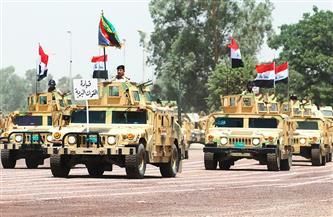 القوات العراقية تشن حملة عسكرية موسعة شمال بغداد
