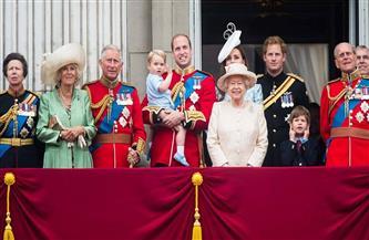 إطلاق اسم أوجست فيليب هوك بروكسبنك على أصغر فرد في العائلة الملكية البريطانية