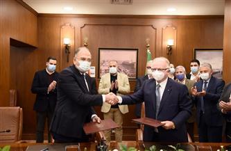 محافظ بورسعيد وسفير إيطاليا يشهدان بروتوكول تحويل القنصلية لمستشفى| صور