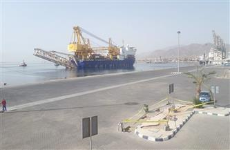 تصدير 36 ألف طن فوسفات إلى الهند من ميناء سفاجا