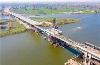 بطول 42 كم.. أبرز المعلومات عن محور ديروط على النيل |صور