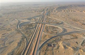 21 معلومة عن مشروع تطوير طريق الصعيد الصحراوي الغربي  فيديو و صور