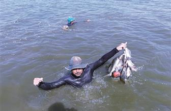ثانى أكبر البحيرات الطبيعية فى مصر.. «البرلس» تستعيد بريقها