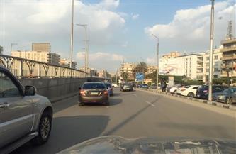 النشرة المرورية للعاصمة.. كثافات متوسطة بمصر الجديدة وكوبري أكتوبر |صور