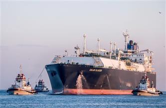 بعد توقف 8 سنوات.. ميناء دمياط يستقبل أول سفينة لتصدير الغاز المسال |صور