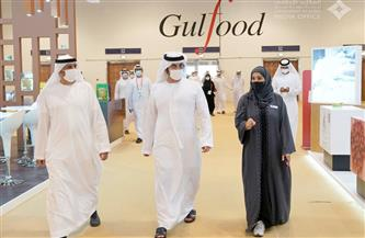 نائب حاكم دبي يفتتح فعاليات معرض «جلفود 2021»