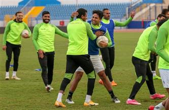 قائمة سيراميكا استعدادًا لمواجهة غزل المحلة في كأس مصر