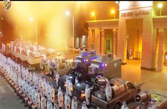 القوات المسلحة تواصل خطتها لتنفيذ أعمال التطهير بمختلف المحافظات   فيديو