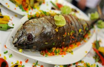 طريقة عمل سمك التونة في الفرن
