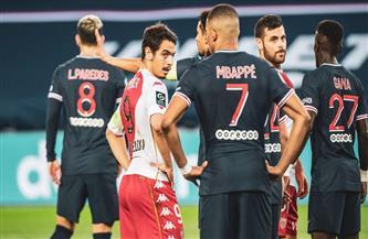 سان جيرمان يتراجع في صراع اللقب بعد الخسارة أمام موناكو