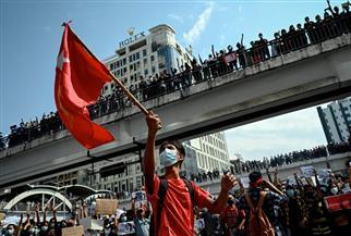 """ميانمار: تظاهرات في """"يانجون"""" رغم تهديدات المجلس العسكري باستخدام القوة"""