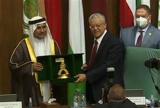 جبالي والعسومي يوقعان بروتوكول تعاون بين مجلس النواب والبرلمان العربي