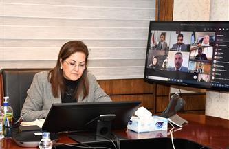 وزيرة التخطيط: 7 مارس صرف الدفعة الأخيرة من المنحة الرئاسية للعمالة غير المنتظمة | صور