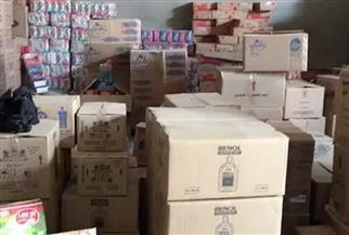 ضبط أكثر من 139 ألف عبوة أدوية تخسيس داخل مخزن بالمرج