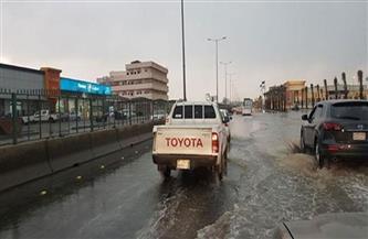 طوارئ في البحر الأحمر بعد تحذيرات الأرصاد بسقوط أمطار على رأس غارب والزعفرانة
