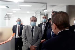 عبدالمحسن سلامة: افتتاح فرع بنك القاهرة بالأهرام إضافة جديدة للقطاع المصرفي في مصر | صور