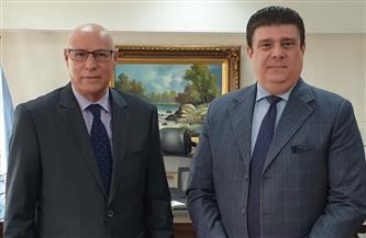 """الوطنية للإعلام والجامعة العربية يتجهان لإطلاق مبادرة لمواجهة """"كورونا"""""""