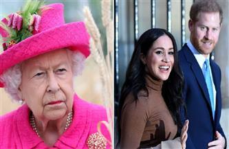 ملكة بريطانيا تظهر على التليفزيون في نفس اليوم لمقابلة أخرى مع الأمير هاري