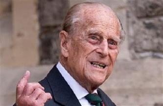 الأمير وليام يؤكد استقرار حالة جده الأمير فيليب في المستشفى