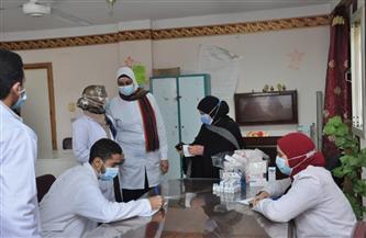 جامعة كفر الشيخ تطلق قافلة طبية لعلاج أهالي «قرية الكراكات» | صور