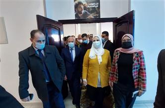 وزيرة التضامن: تقديم الخدمات العلاجية لـ 2600 مريض إدمان في بورسعيد | صور