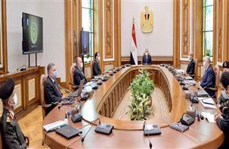 الرئيس السيسي يوجه بمواصلة خطة الدولة للنهوض بمنظومة القطن المصري وإعادته إلى سابق عهده