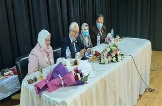 نائب وزير التعليم في كفر الشيخ: لن أسمح بإهانة المعلم ونولي اهتماما بالتدريب | صور