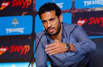 هانى سعيد: مواجهة قوية وسنفتقد جهود الثنائى عمر جابر وأحمد أيمن منصور